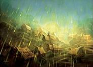 Luminescent Rain